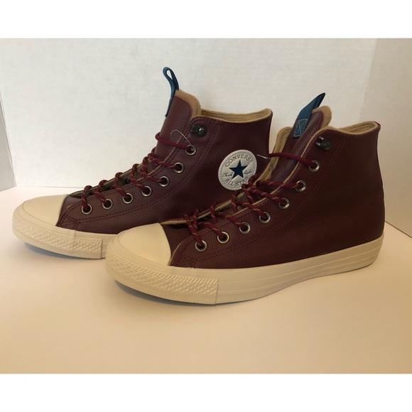 Día del Niño Colgar Negar  Converse Shoes | Converse All Star Desert Storm Leather High Tops | Poshmark